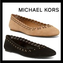 《Outlet》可愛いレースカット パンプス Michael Kors
