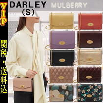 "◆VIP◆  キャサリン妃愛用  Mulberry  ""Darley"" (S)  2Way  Bag"