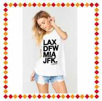 The Laundry Room(ランドリールーム) Tシャツ・カットソー 【関税・送料込】 American Jetsetter Rolling Tee