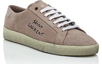 ☆SAINT LAURENT☆ Men's SL/06 Suede Sneakers