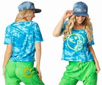 ☆ZUMBA・ズンバ☆Dancing Warrior Tee BL