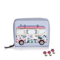 ☆California Dreaming Surf Van Elina Coin Pouch★セール!