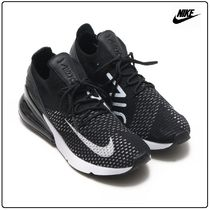 ☆国内正規品☆NIKE W AIR MAX 270 FLYKNIT BLACK
