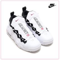 ☆国内正規品☆NIKE AIR MORE MONEY (GS) WHITE