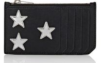 ☆SAINT LAURENT☆ Top-Zip Card Case