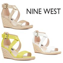 Sale★【Nine West】サンダル★Jorgapeach SANDAL