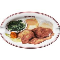 Chicken Dinner Plate Ashtray お皿 プレート