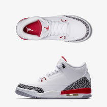 ★NIKE KIDS★Air Jordan 3 Retro★送料込/追跡付 398614-116