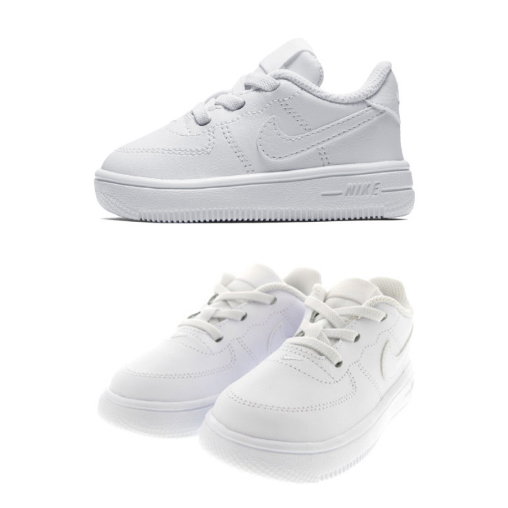 Shop Nike AIR FORCE 1 2018 SS Baby Girl