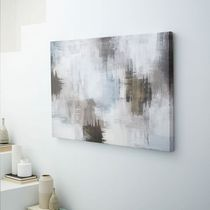 Canvas Print - Abstract Smudges