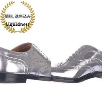Church s -lace up shoes mirror brogue burwood