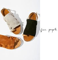 【Free People】 Lake House Sling Back サンダル