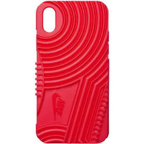 NIKE DG0025-623 IPHONE X CASE AIR FORCE 1 UNIVERSITY RED
