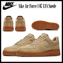 ナイキ★NIKE AIR FORCE 1 07 LV8 SUEDE★スエード★UNISEX