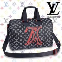 《Louis Vuitton》逆さロゴ SPEEDY BANDOULIERE40マザーズバッグ