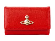 VivienneWestwood キーケース SAFFIANO RED 18s5102140153red