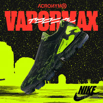 Acronym Air Vapormax Moc 2 BLACK ヴェイパーマックス