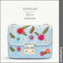 【国内発送・関税込】TOPSHOP★Chloe embellished body bag