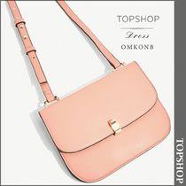 【国内発送・関税込】TOPSHOP★Ottie faux-leather body bag