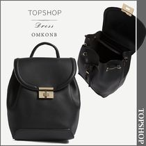 【国内発送・関税込】TOPSHOP★Mini lock backpack