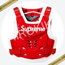 【18SS】Supreme Fox Racing Proframe Roost Deflector Vest 赤