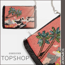 【国内発送・関税込】TOPSHOP★Holiday Clutch