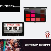 【MAC】日本完売★Jeremy Scottコラボ Lip X 9: Future Emotions