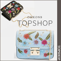 【国内発送・関税込】TOPSHOP★Chloe Floral Cross Body Bag