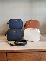 【即発◆3-5日着】Tory Burch◆Emerson Round Crossbody◆49124