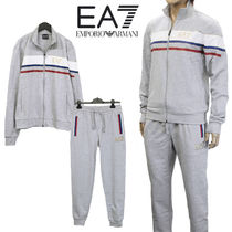EMPORIO ARMANI EA7 セットアップ 3ZPMA5/3ZPPA8 3904LIGHT GREY