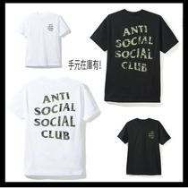 【希少】Anti Social Social Club/Woody ロゴ Tee【送関込】