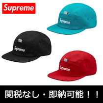即納国内発送 Supreme REFLECTIVE TAB POCKET CAMP CAP キャップ