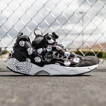 【セール】Reebok: INSTAPUMP FURY ROAD SG (BLACK / WHITE)