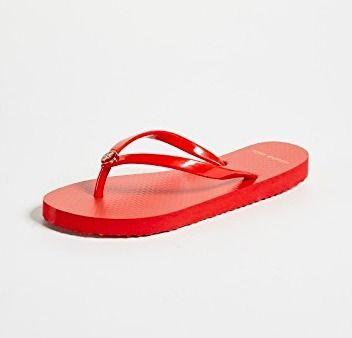 Tory Burch サンダル・ミュール 【TORY BURCH】Solid Thin Flip Flops  * ビーチサンダル(2)