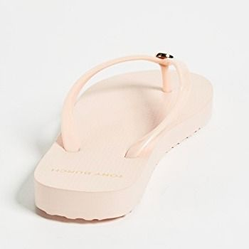 Tory Burch サンダル・ミュール 【TORY BURCH】Solid Thin Flip Flops  * ビーチサンダル(8)