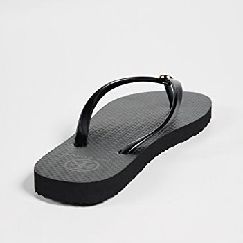 Tory Burch サンダル・ミュール 【TORY BURCH】Solid Thin Flip Flops  * ビーチサンダル(11)