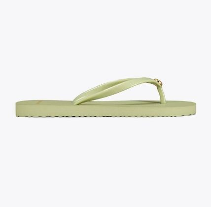 Tory Burch サンダル・ミュール 【TORY BURCH】Solid Thin Flip Flops  * ビーチサンダル(14)