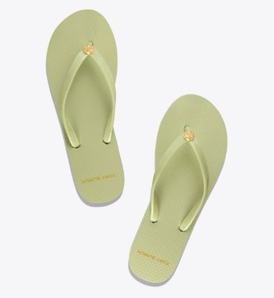 Tory Burch サンダル・ミュール 【TORY BURCH】Solid Thin Flip Flops  * ビーチサンダル(16)