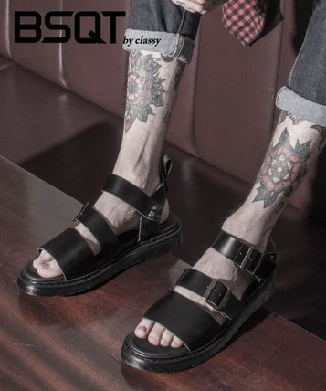 BSQT サンダル 大人気!!【BSQT by Classy 】331 BRUSSELS DOUBLE STRAP/BLACK