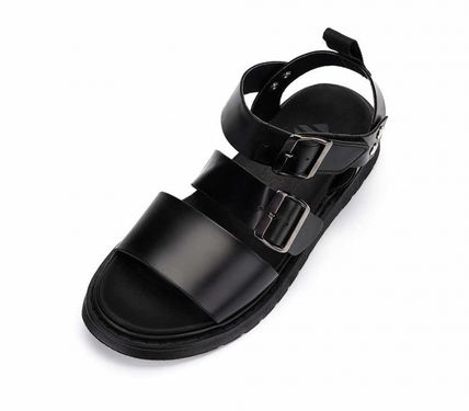 BSQT サンダル 大人気!!【BSQT by Classy 】331 BRUSSELS DOUBLE STRAP/BLACK(2)