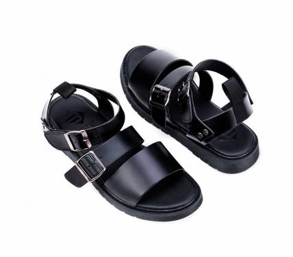 BSQT サンダル 大人気!!【BSQT by Classy 】331 BRUSSELS DOUBLE STRAP/BLACK(4)