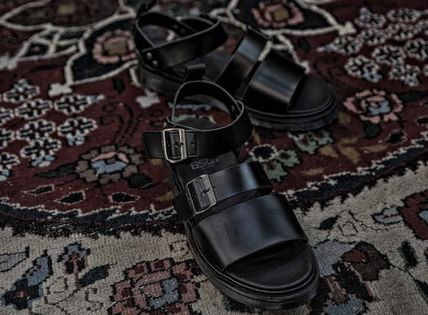 BSQT サンダル 大人気!!【BSQT by Classy 】331 BRUSSELS DOUBLE STRAP/BLACK(11)