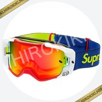 18SS★Supreme Fox Racing VUE Goggles フォックス ゴーグル 青