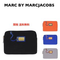 MARC BY MARC JACOBS マークバイマークジェイコブスロゴポーチ