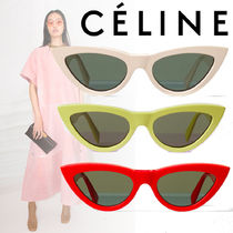 CELINE★Cat Eye sunglasses in acetate 3色