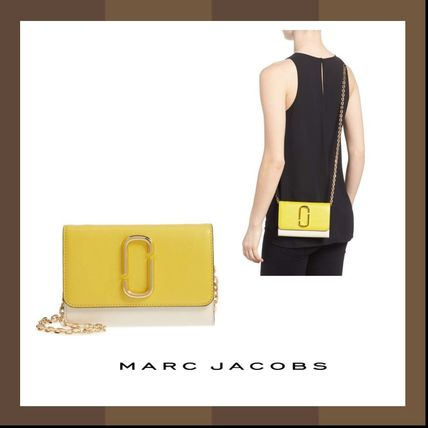 Sale♪【Marc Jacobs】Snapshot Chain Walletチェーン財布♪