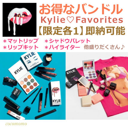 【限定】セットでお得Kyliecosmetics〓KYLIE'S  FAVORITES