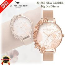 NEW☆◆Olivia Burton◆気分に合わせて Case Cuffs Watch