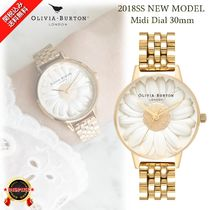 NEW☆◆Olivia Burton◆気品ある大人可愛い3D Daisy Watch