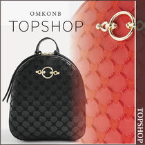 【国内発送・関税込】TOPSHOP★Sweetheart Beaded Backpack